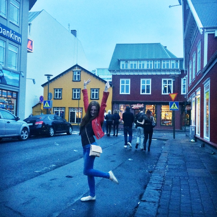 The Beginning of My Journey – Iceland
