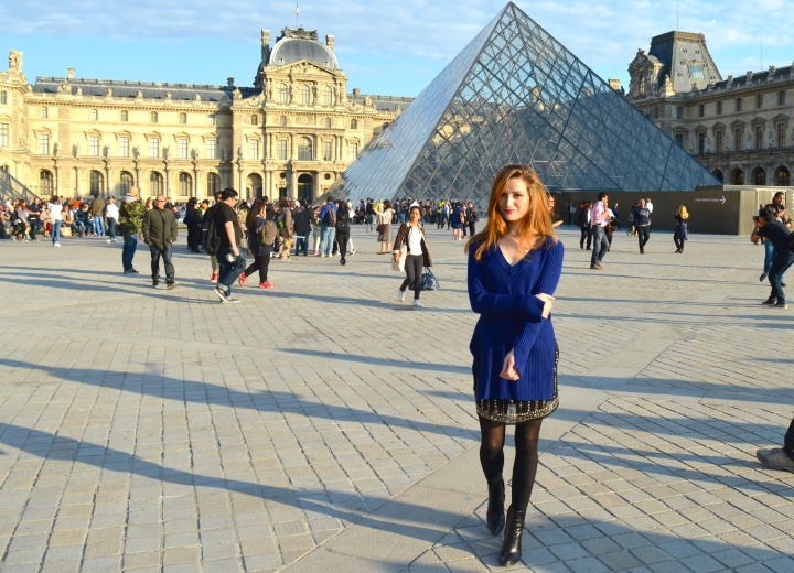 The Time We Went to Paris: Fashion Week2015