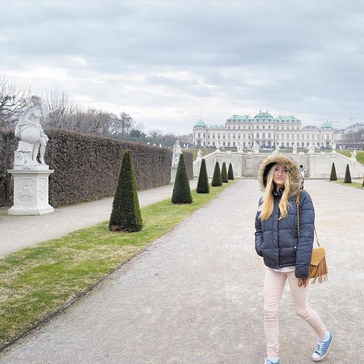 Visiting Vienna, Austria @ HiltonVienna